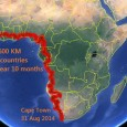 I eventually cycled 26'600 KM in 24 countries, a little bit more than the 15'000 KM planned … I didn't know how I would make it to South Africa until […]