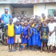 It is almost 8 am and we made sure to be ready with the desks and benches back in position. Unlike in Guinea, where they last four months, the school […]