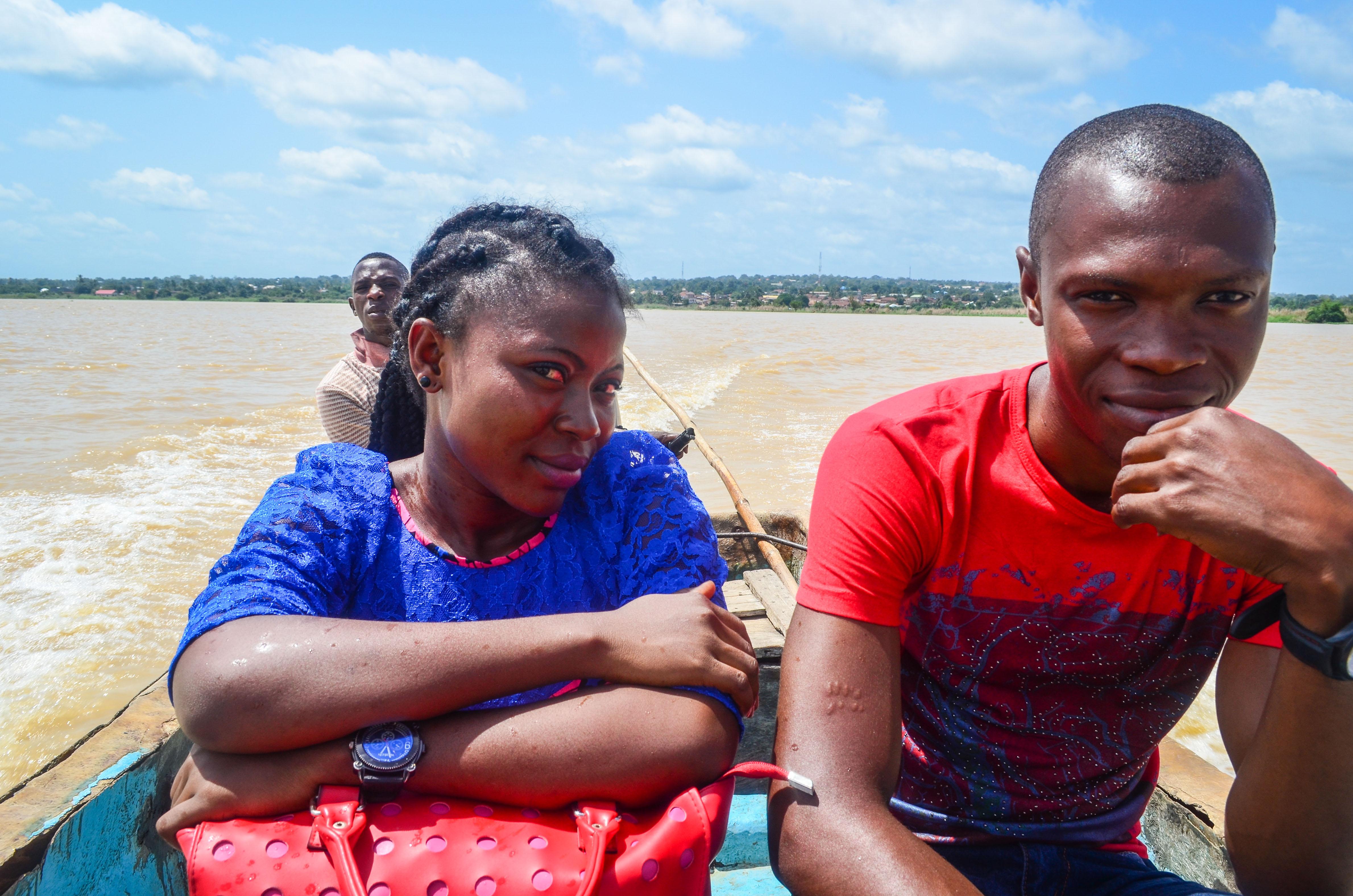 Around the niger river from yoruba land to igbo land freewheely around the niger river from yoruba land to igbo land freewheely cycling africa m4hsunfo
