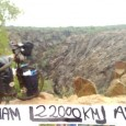 I am reaching 22000 KM just as I exit Angola after close to 3000 kilometers in the country. I think I took all the worst roads I could there. Angola […]