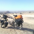 """And 24000 KM in the Swakop valley on the way to Windhoek. I woke up today in my tent in what is called """"moon landscape"""". Luckily I didn't get a […]"""